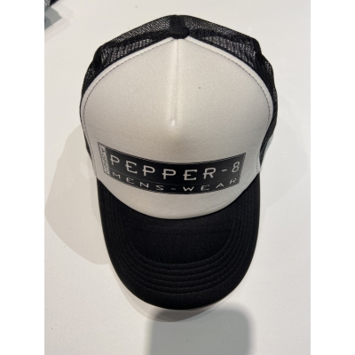 Pepper-8 cap