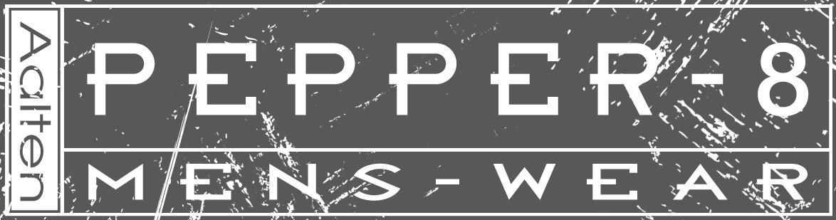 Pepper-8 Menswear
